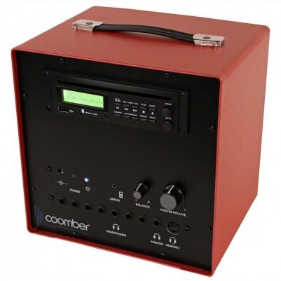 Coomber CD/USB/SD iPad Listening centre