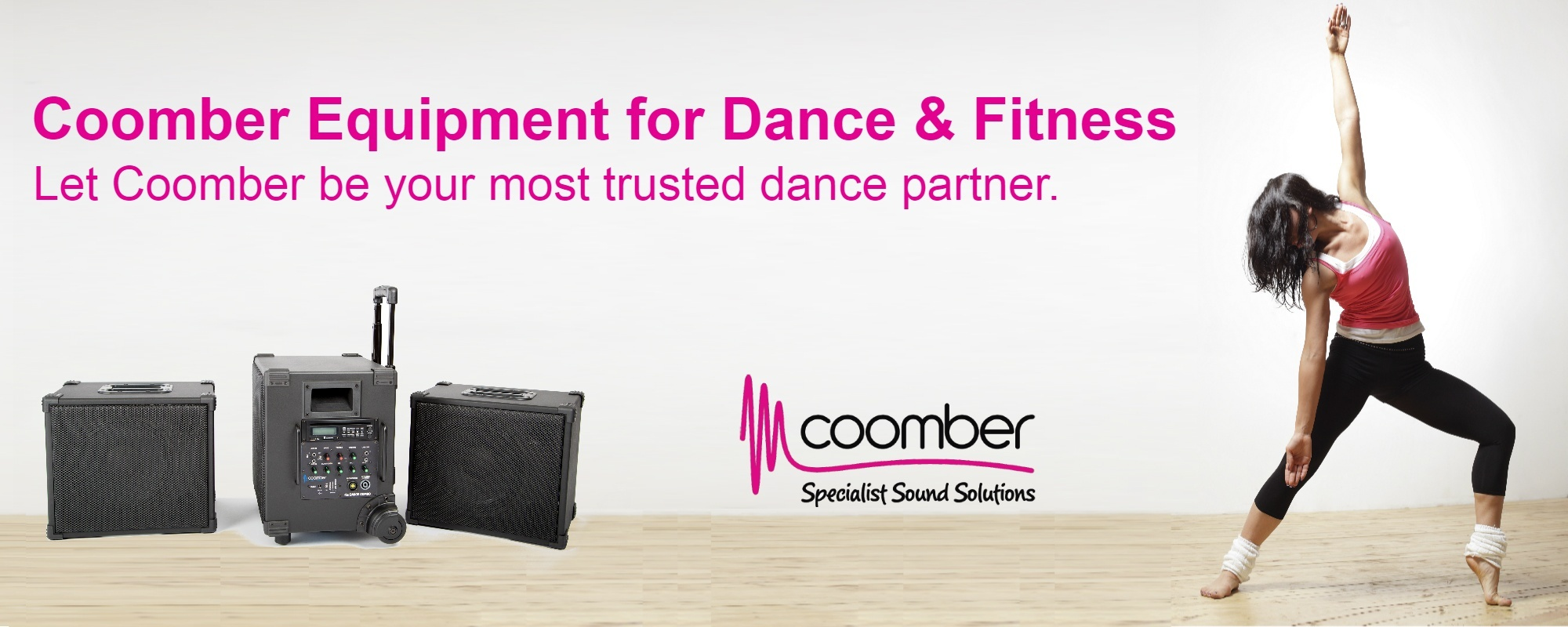 - The most passionate dance teachers have a Coomber in their studio.