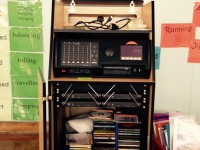 School Sound System for multiple sources