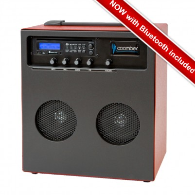 Coomber Portable Amplifier