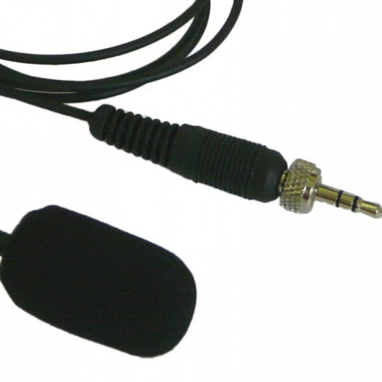 1813 aerobic headworn microphone
