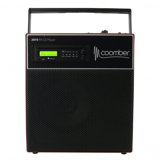 2070 Portable Amplifier with CD Player