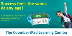 Introducing our new and exciting iPad Learning Combo
