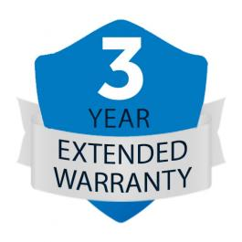 3-yr (1+2) Extended Warranty iPad Learning Combo unit only)
