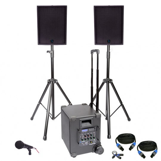 Coomber School Sound System for Sports Days