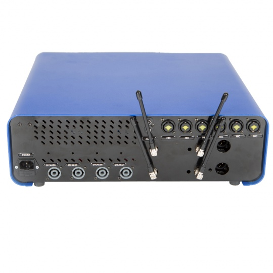 Coomber Performance Combo - Hall Sound System for Schools