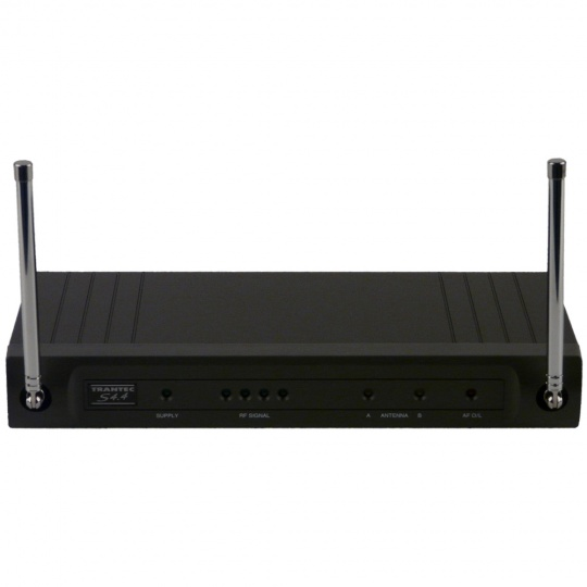 Wireless Microphone system 4 free channels UHF Balanced output