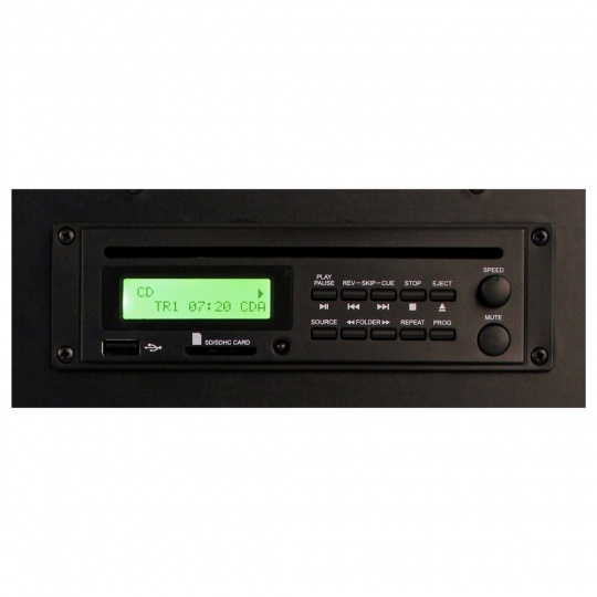 44271 CD Cassette Player with iPad connection